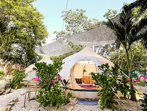7-Daagse Boho Chique Glamping Yoga Retraite in Mexico