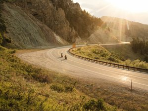 13 Day Guided Rocky Mountains Yellowstone Motorcycle Tour in the Midwest