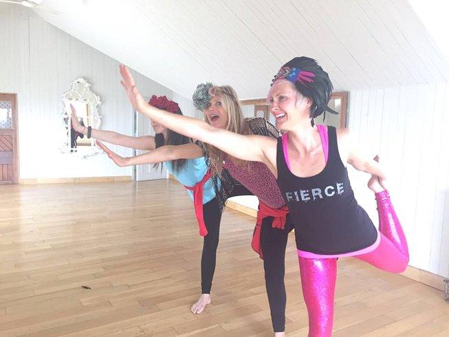 4 jours en week-end de yoga intensif dans le Devon, Angleterre