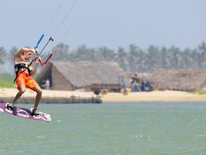 4 Days Advanced Kitesurf Camp in Kalpitiya, Sri Lanka
