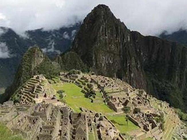 10 Days Yoga Adventure to Machu Picchu, Peru