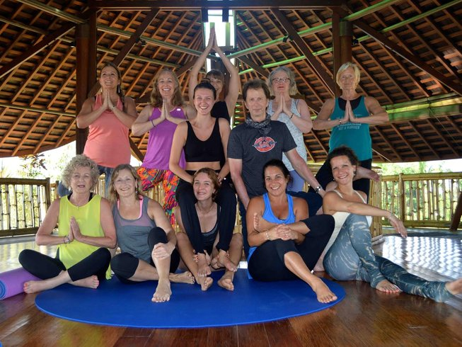 7 Days Mandala Yoga Retreat in Gianyar, Bali