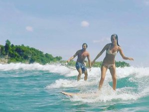 7 Day Invigorating Surf Camp in Ungasan, Bali