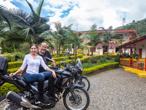 16 Day Guided Ultimate Colombia Motorcycle Tour