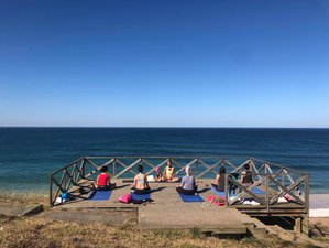 8 Days Surf SUP Yoga Holiday in Lourinhã, Portugal