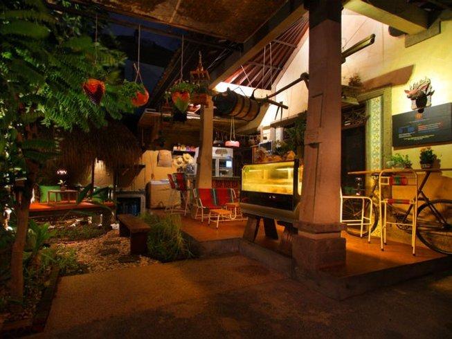 6 Days Bee House Budget Yoga Retreat in Bali, Indonesia