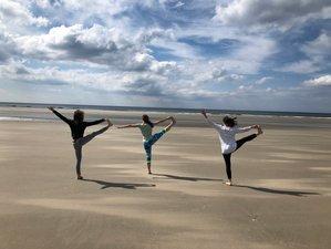 8 jours en stage de yoga, jeûne ou vegan et randonnée à Hardelot, France