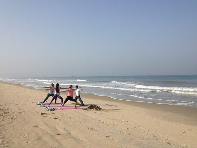 4 Days All Inclusive Yoga Retreat in Goa India