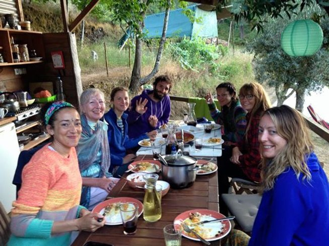 7 Days Mindful Movement and Yoga Retreat in Oleiros, Portugal