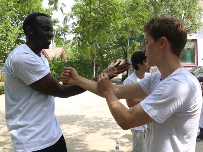 2 Years Advanced Kung Fu Training in Shandong