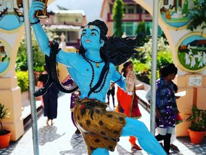 4 Days Yoga Capital Sightseeing Retreat in Rishikesh, India