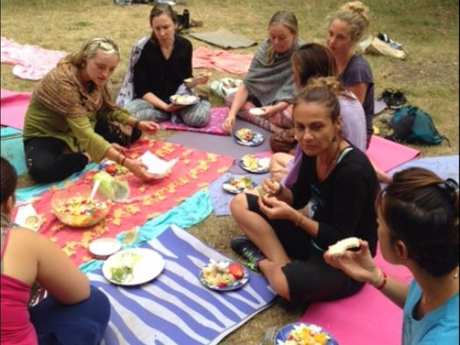 29 Days 200-hours Yoga Teacher Training on the French Riviera