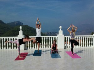 7 Days Dalyan Yoga Retreat in Turkey