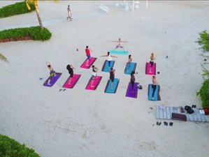 7 Nights JetSweat Fitness Yoga Retreat in Tulum, Mexico
