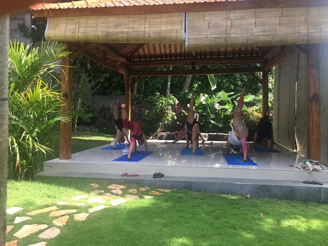 15 Days Relaxing Couples Yoga Retreat in Bali, Indonesia