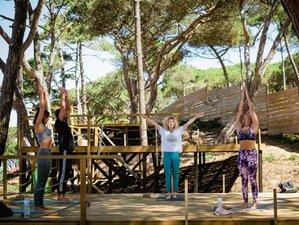 4 Day Mini Yoga Holiday on the Atlantic Coast of Mystic Sintra