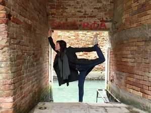 6 Days Form and Focus Eat, Pray, Move Meditation and Yoga Holiday in the Enchanting Venice, Italy