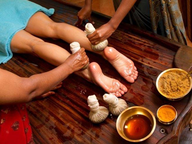 22 jours en stage de yoga pour développer sa nature féminine à Rishikesh, Inde