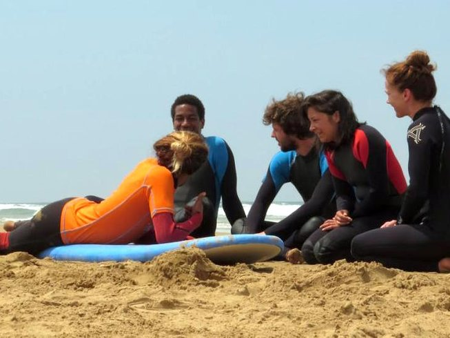 15 Days Budget Surf and Yoga Retreat Morocco