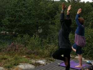 7 Days Summer Yoga Retreat in Vest-Agder, Norway