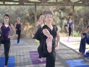 5 días de retiro de yoga, Pilates y meditación en Andalucía, España