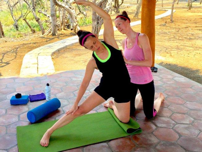 22 jours-200h de formation de professeur de yoga et surf à Chinandega, Nicaragua