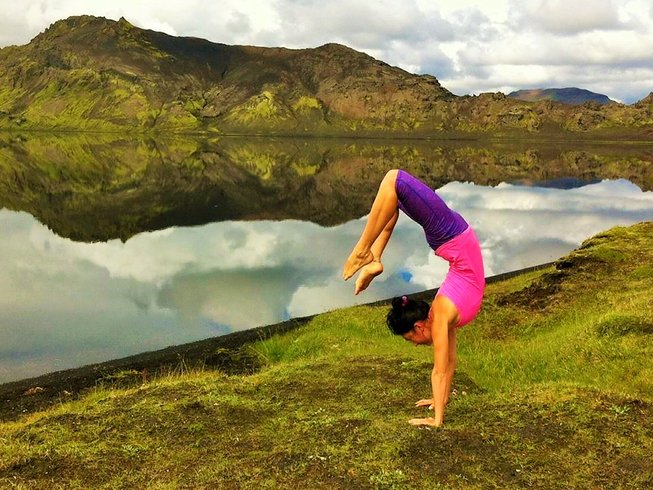 4 Days Meditation, Yoga and Hiking Retreat in Iceland