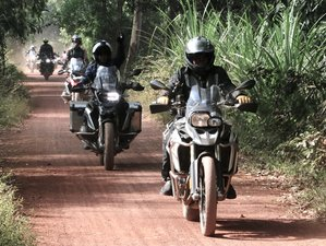 3 Days Chiang Mai Loop BMW Motorcycle Tour Northern Thailand