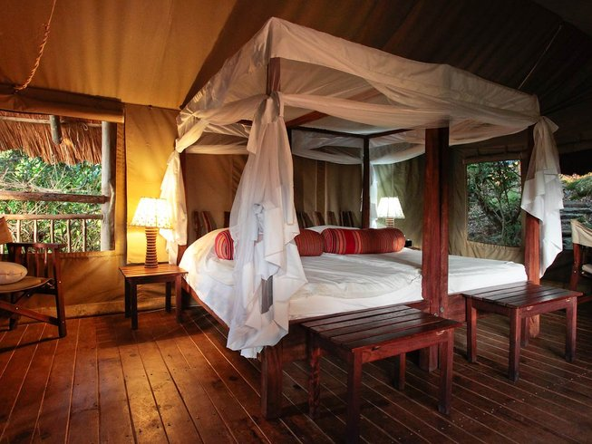 15 Days Wildlife, Apes, and Nature Safaris in Uganda
