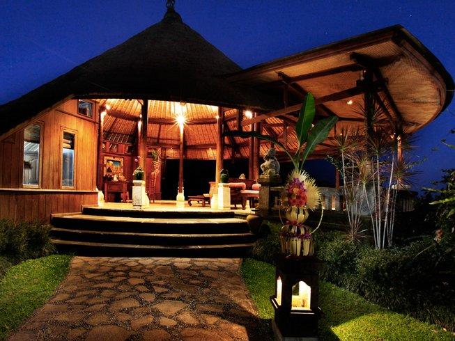 4-Daagse Lichaam, Geest & Ziel Verjonging Yoga Retraite in Bali, Indonesië