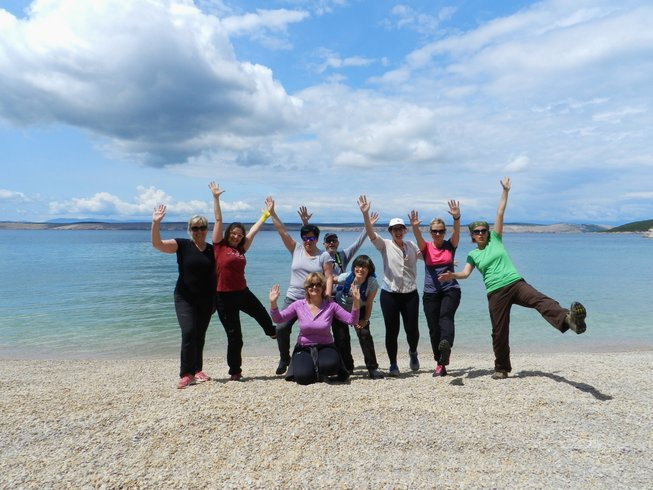 8 Days Yoga Retreat and Mindful Hiking in Croatia