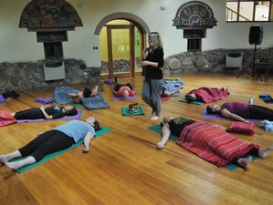 6 Day Yoga and Healing Eco Retreat in Turre, Almería, Andalusia