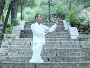 5 Months Tai Chi & Kung Fu Training in Shandong, China