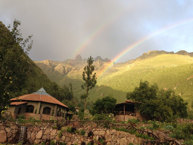8 Days Detox and Yoga Retreat in Peru