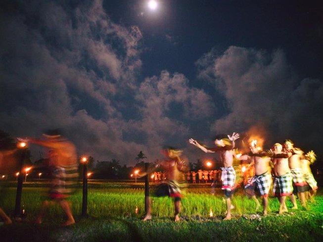 22 Tage 200-Stunden Yogalehrer Ausbildung auf Bali