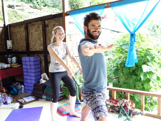 6 Days Meditation and Yoga Retreat in Luang Prabang, Laos