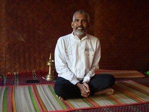 10 jours en retraite de yoga et méditation dans le Kérala, Inde