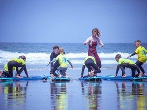 8-Daags Familie Surfkamp nabij Porto, Portugal