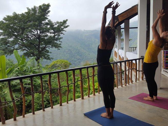 b1e3a76c1015 7 Days Yoga Holiday in Ella and Yala National Park - BookYogaRetreats.com