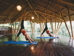 3 Days Yoga Adventure Retreat in Aling-Aling, North Bali, Indonesia