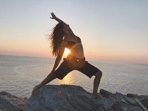 6 Days Spanda Yoga Retreat in Paros, Cyclades, Greece