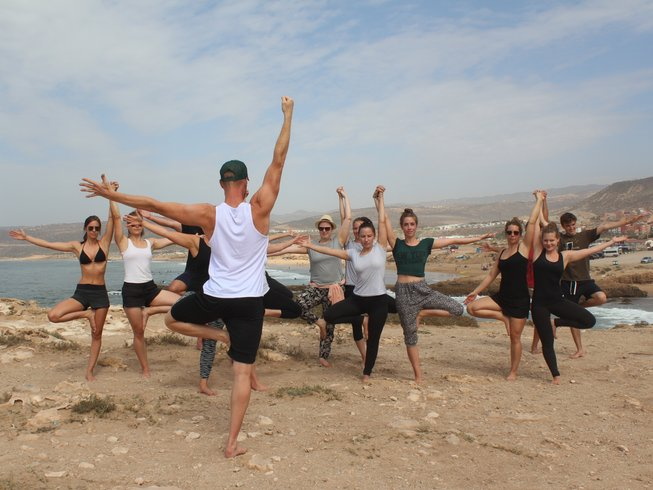 8 Days Body & Mind Atlantic Coast Yoga Retreat in Morocco