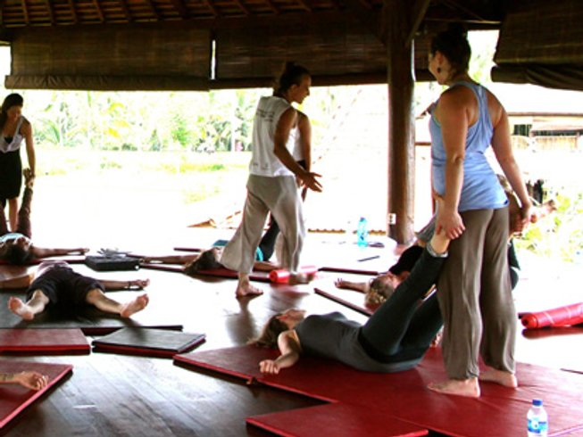21 Days 200hr Bali Yoga Teacher Training in Indonesia