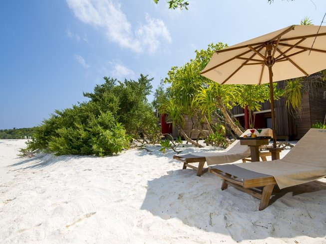8 Days Iyengar Yoga Holiday in Maldives