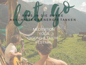 5 Tage Yoga, Meditation, Qigong & Taiji in den Tiroler Bergen, Österreich