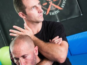 3 Sessions of Private Online Krav Maga Self Defense Course for 2 Persons Spread over 1 Week