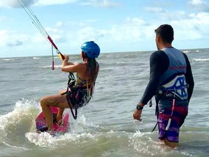 4 Days Beginner Kitesurf Camp in Ceará, Brazil