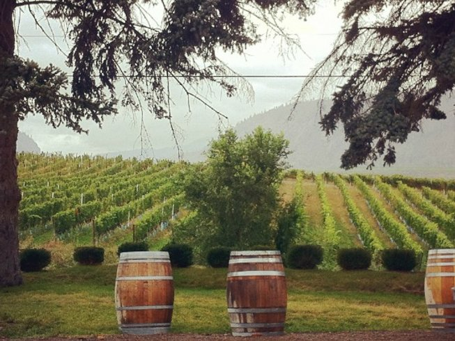 6 Days Wine Holidays in Canada