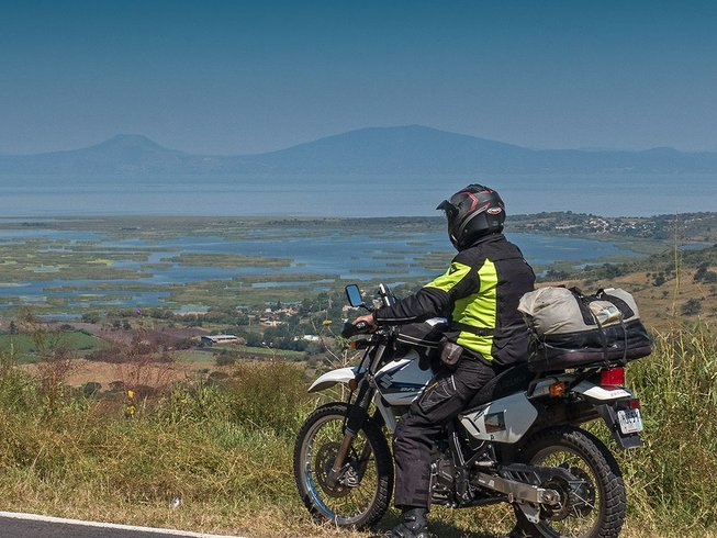 7 Days Guided Motorcycle Tour Mexico