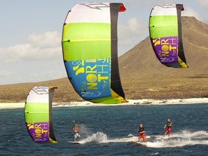 7 Days Beginner Kite Surfing in Spain